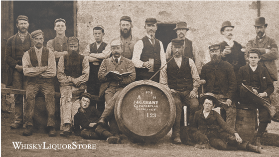 Scotch Whiskey History