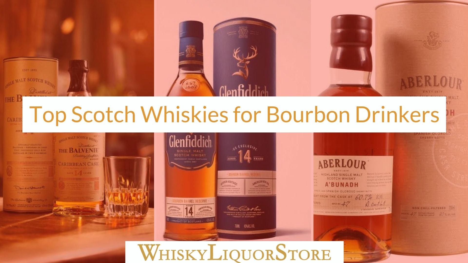 Top Scotch Whiskies for Bourbon Drinkers